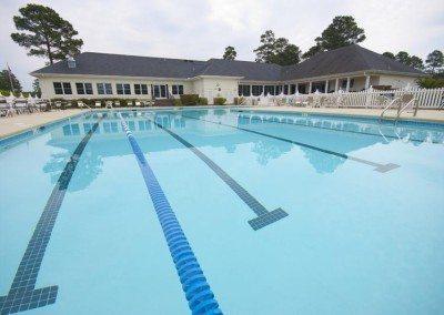 Brunswick HOuse pool