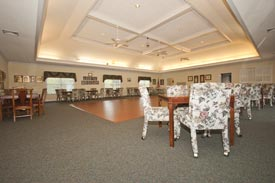 Brunswick House Activity Room