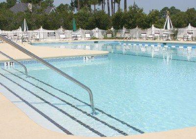 Brunswick House Pool 2